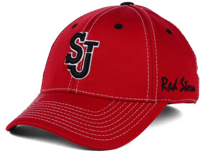 St Johns Red Storm Top of the World NCAA Jock III Cap
