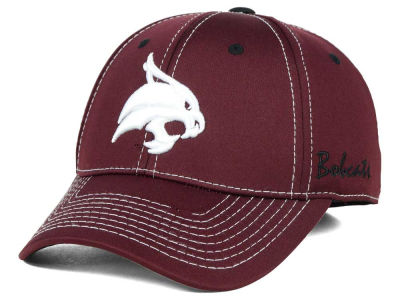 Texas State Bobcats Top of the World NCAA Jock III Cap