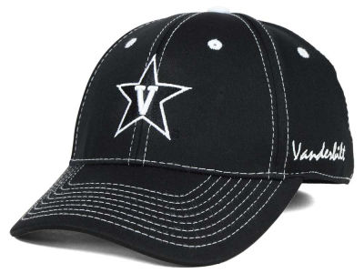 Vanderbilt Commodores Top of the World NCAA Jock III Cap