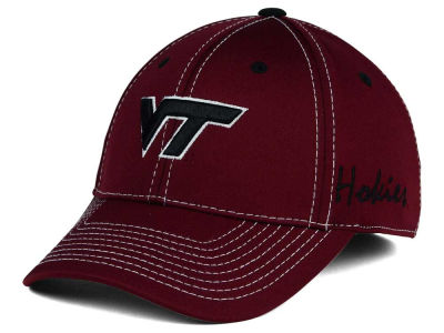 Virginia Tech Hokies Top of the World NCAA Jock III Cap