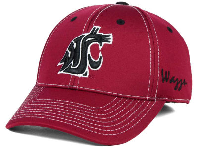 Washington State Cougars Top of the World NCAA Jock III Cap