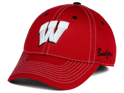 Wisconsin Badgers Top of the World NCAA Jock III Cap