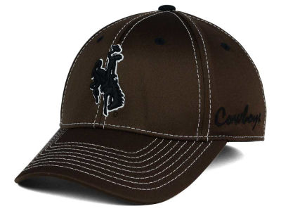 Wyoming Cowboys Top of the World NCAA Jock III Cap
