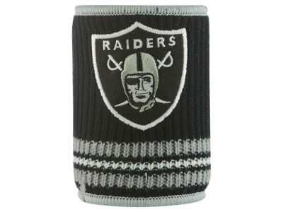 Oakland Raiders Sock Coozie