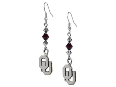 Oklahoma Sooners Gentry Dangle Earring