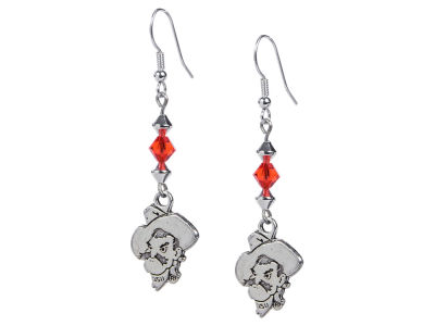 Oklahoma State Cowboys Gentry Dangle Earring
