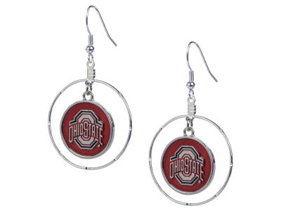 Ohio State Buckeyes Gentry Campus Chic Earring