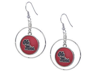 Ole Miss Rebels Gentry Campus Chic Earring
