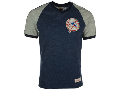 New York Yankees MLB Men's Race to the Finish Vintage T-Shirt