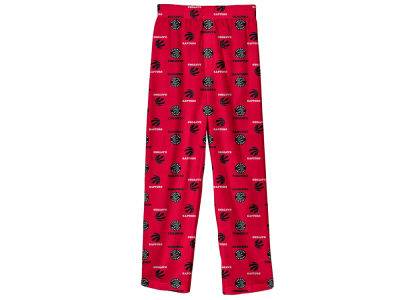Toronto Raptors adidas NBA Youth All Over Print Pajama Pants