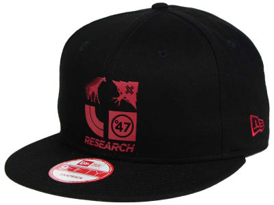 LRG 4 Icons 9FIFTY Snapback Cap