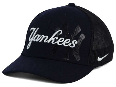 New York Yankees Nike NTS Sweet Spot Swooshflex Cap