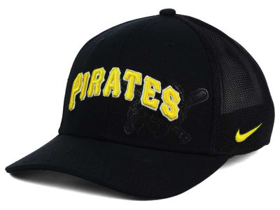 Pittsburgh Pirates Nike NTS Sweet Spot Swooshflex Cap