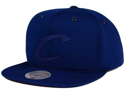 Cleveland Cavaliers Mitchell and Ness NBA Neoprene Strapback Cap