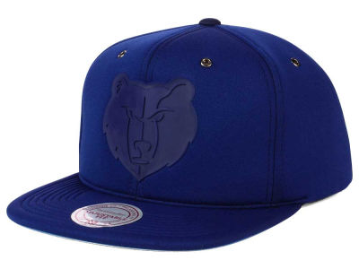Memphis Grizzlies Mitchell and Ness NBA Neoprene Strapback Cap