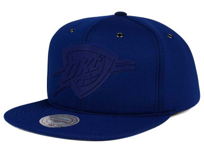 Oklahoma City Thunder Mitchell and Ness NBA Neoprene Strapback Cap