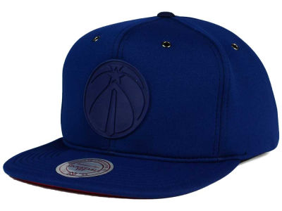 Washington Wizards Mitchell and Ness NBA Neoprene Strapback Cap