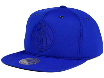 Dallas Mavericks Mitchell and Ness NBA Neoprene Strapback Cap