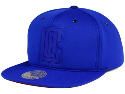 Los Angeles Clippers Mitchell and Ness NBA Neoprene Strapback Cap