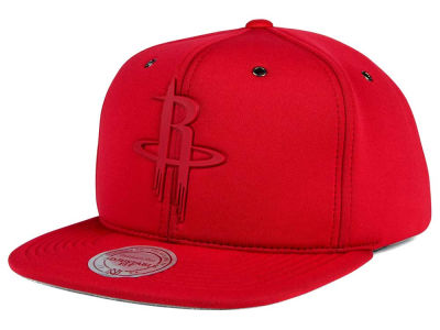 Houston Rockets Mitchell and Ness NBA Neoprene Strapback Cap