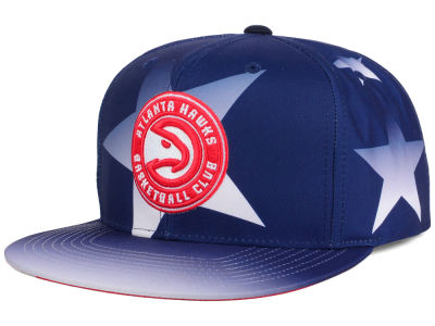 Atlanta Hawks Mitchell and Ness NBA Award Ceremony Snapback Cap