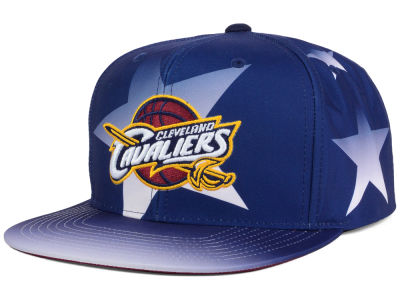 Cleveland Cavaliers Mitchell and Ness NBA Award Ceremony Snapback Cap