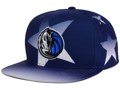 Dallas Mavericks Mitchell and Ness NBA Award Ceremony Snapback Cap