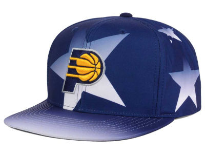 Indiana Pacers Mitchell and Ness NBA Award Ceremony Snapback Cap