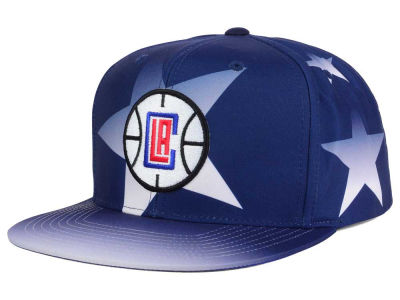 Los Angeles Clippers Mitchell and Ness NBA Award Ceremony Snapback Cap