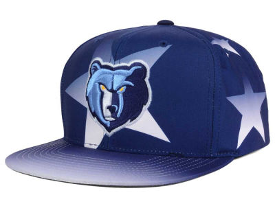 Memphis Grizzlies Mitchell and Ness NBA Award Ceremony Snapback Cap