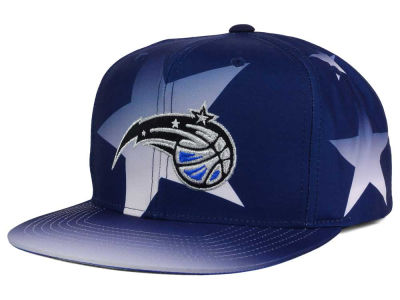 Orlando Magic Mitchell and Ness NBA Award Ceremony Snapback Cap