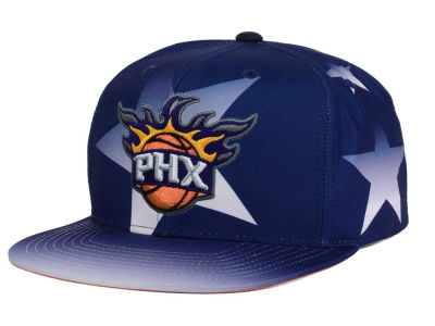 Phoenix Suns Mitchell and Ness NBA Award Ceremony Snapback Cap