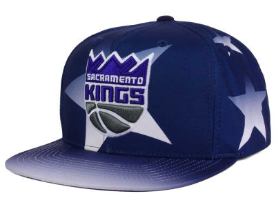 Sacramento Kings Mitchell and Ness NBA Award Ceremony Snapback Cap