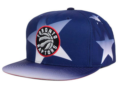 Toronto Raptors Mitchell and Ness NBA Award Ceremony Snapback Cap