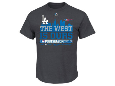 Los Angeles Dodgers MLB Men's Division Champ T-Shirt