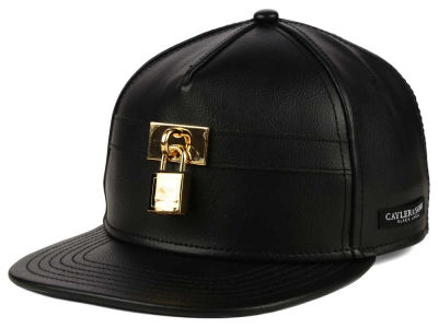 Cayler & Sons Lockdown Strapback Hat