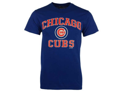 Chicago Cubs Majestic MLB Men's Heart and Soul T-Shirt
