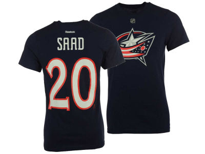 Columbus Blue Jackets Brandon Saad Reebok NHL Men's Player T-Shirt