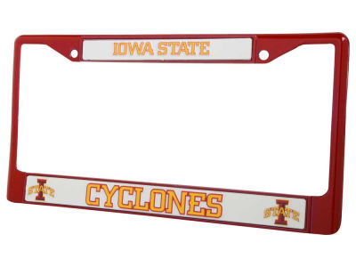 Iowa State Cyclones Chrome Frame