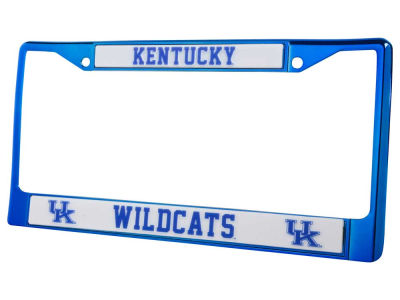 Kentucky Wildcats Chrome Frame