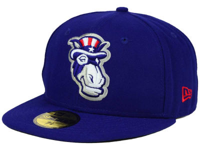 New Hampshire Fisher Cats New Era MiLB AC 59FIFTY Cap