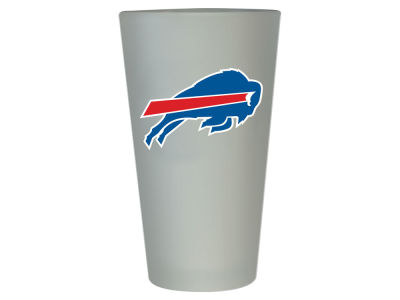 Buffalo Bills Frosted Pint Glass - 16oz