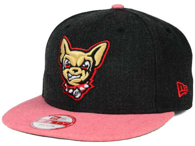 EL Paso Chihuahuas New Era MiLB Heather Action 9FIFTY Snapback Cap