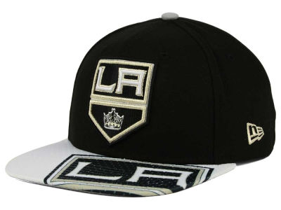 Los Angeles Kings New Era NHL Gym Class Snap 9FIFTY Cap