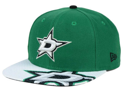 Dallas Stars New Era NHL Gym Class Snap 9FIFTY Cap