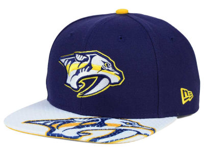 Nashville Predators New Era NHL Gym Class Snap 9FIFTY Cap