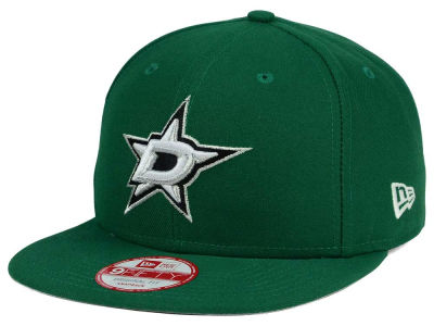 Dallas Stars New Era NHL Flag Stated 9FIFTY Snapback Cap