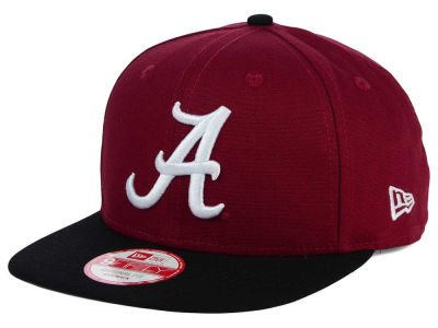 Alabama Crimson Tide New Era NCAA Shore Snapper 9FIFTY Snapback Cap