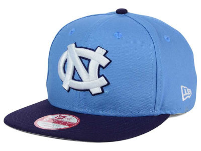North Carolina Tar Heels New Era NCAA Shore Snapper 9FIFTY Snapback Cap
