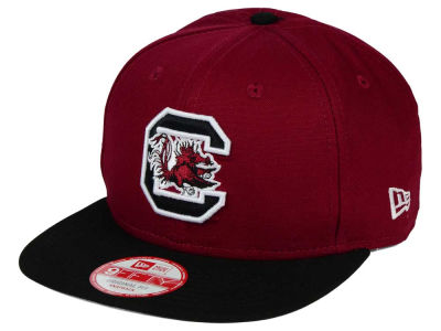 South Carolina Gamecocks New Era NCAA Shore Snapper 9FIFTY Snapback Cap